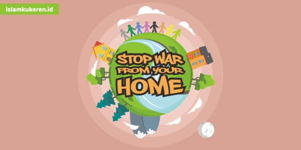 Stop War From Home