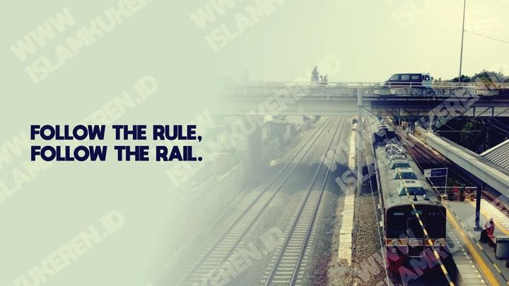 Follow the rule