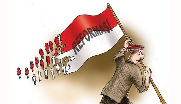 Terlena Akan Reformasi
