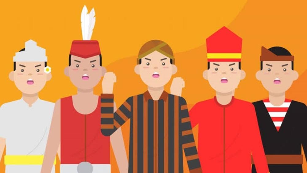 Torehan Pena Pemuda Menuju Reformasi Indonesia