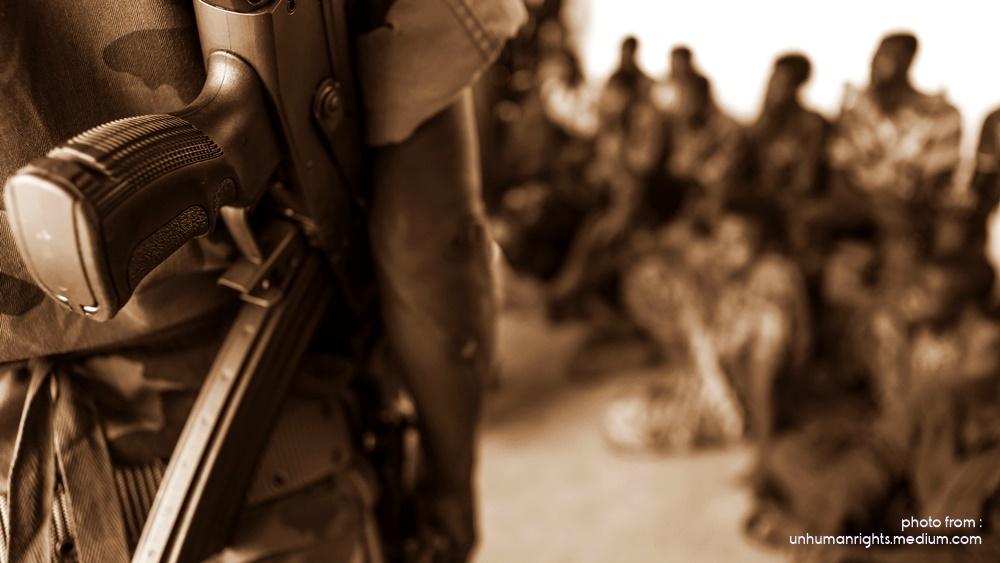 Hukum Melibatkan Anak Saat Perang